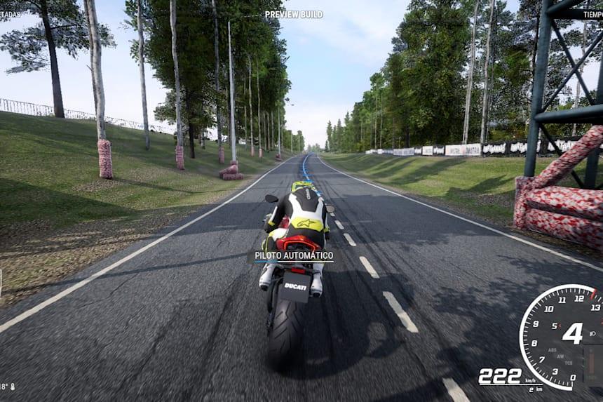 jugabilidad ride 4
