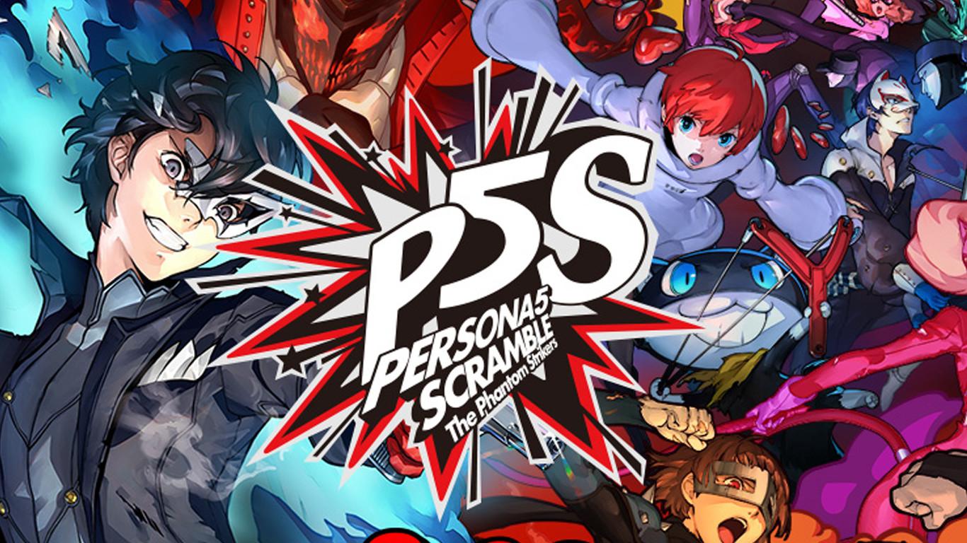 Anunciado Persona 5 Strikers