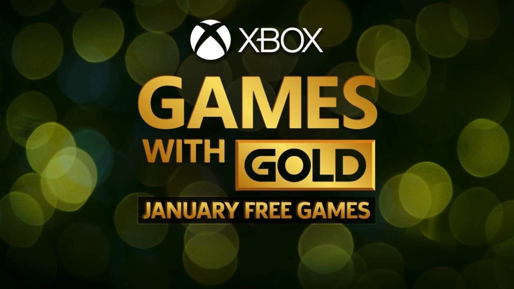 Games with Gold de enero de 2021
