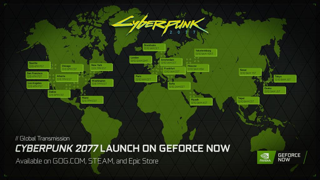 Novedades en GeForce Now