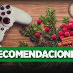 recomendaciones navideñas y juegos incompletos de lanzamiento