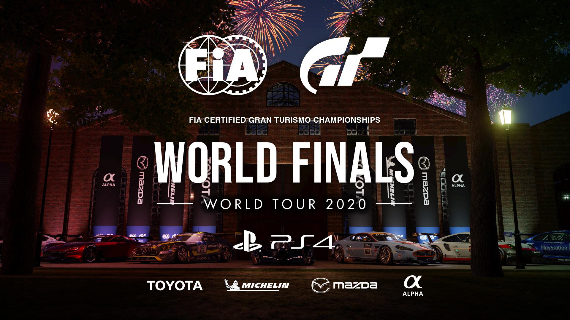 Final Mundial de los FIA Gran Turismo Championships 2020