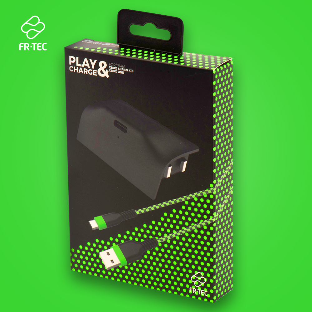FT3002 XBOX SERIES X Play Charge Web 4