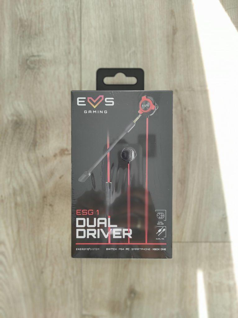 Análisis de los auriculares gaming ESG 1 Dual Driver