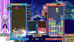 Puyo Puyo Tetris 2 ya disponible