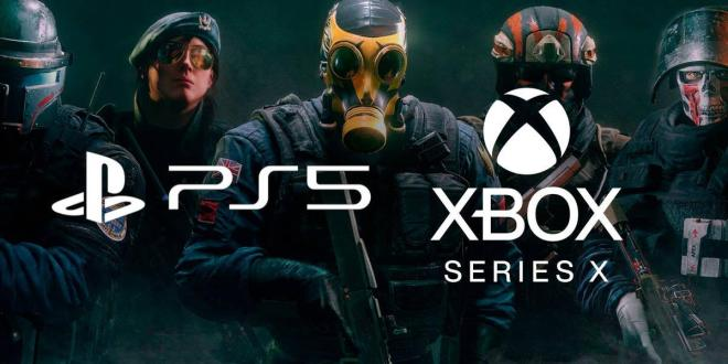 VERSIONES DE RAINBOW SIX SIEGE PARA XBOX SERIES X | S Y PLAYSTATION(R)5 YA ESTÁN DISPONIBLES,
