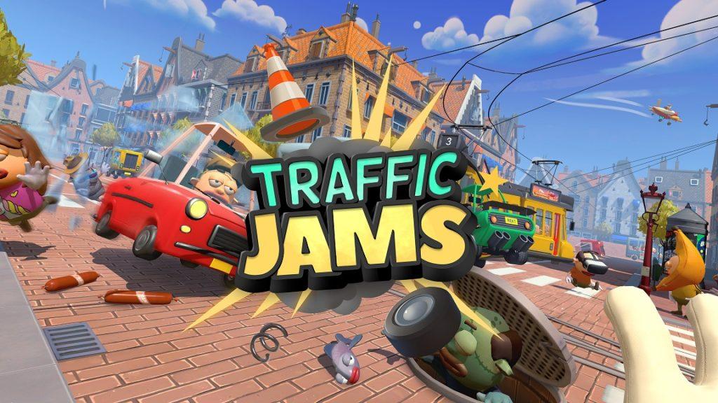 Traffic Jams Key Art