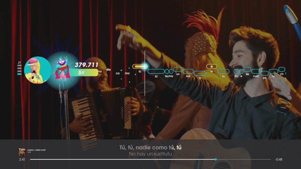 Tutu ESP Launch Screenshot