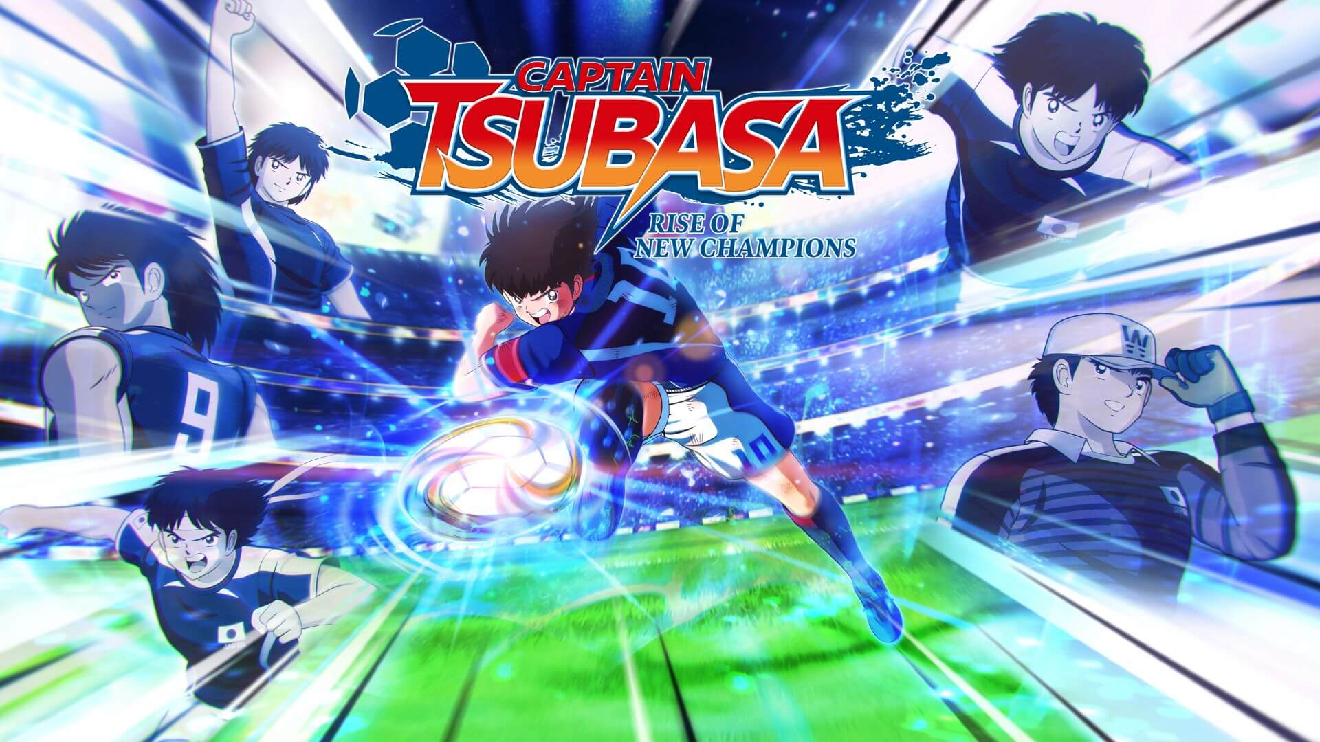 modo Nuevo héroe de CAPTAIN TSUBASA