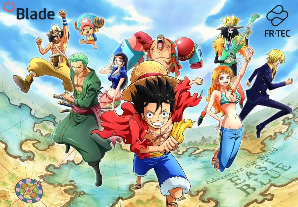 gaming de one piece