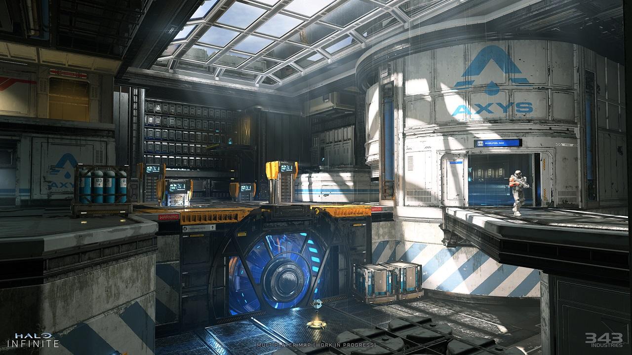 lanzamiento de Halo Infinite