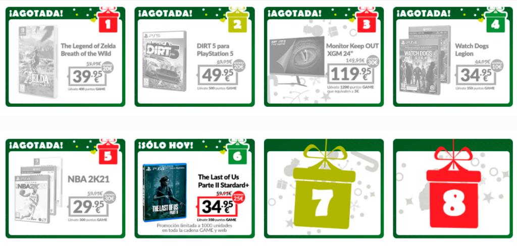 mejores ofertas de videojuegos en diciembre 2020 2