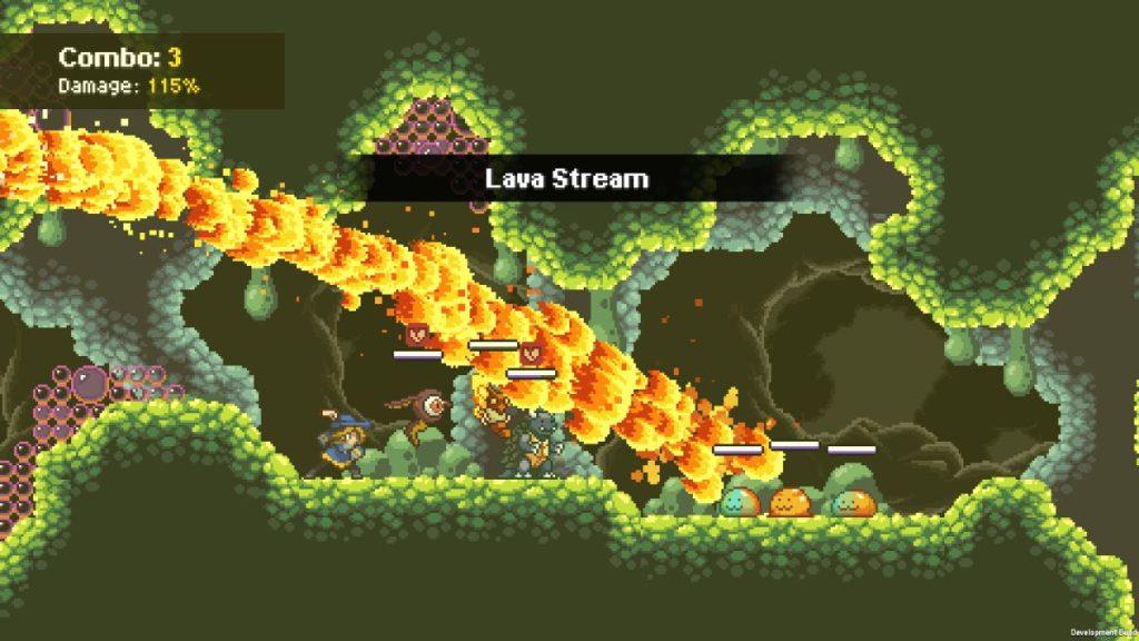 Monster Sanctuary steam