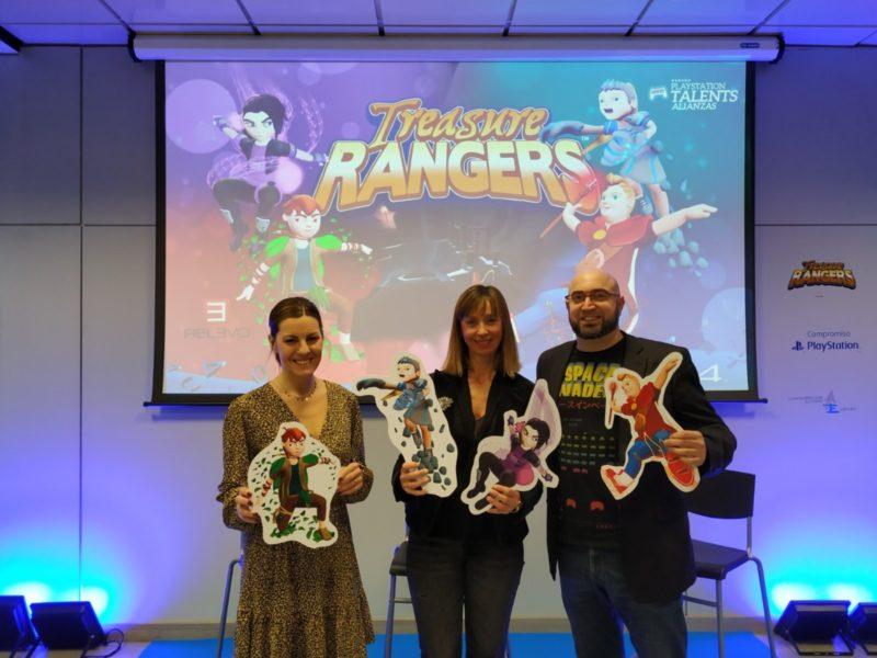 jon cortazar treasure rangers 100 game changers gameindustry