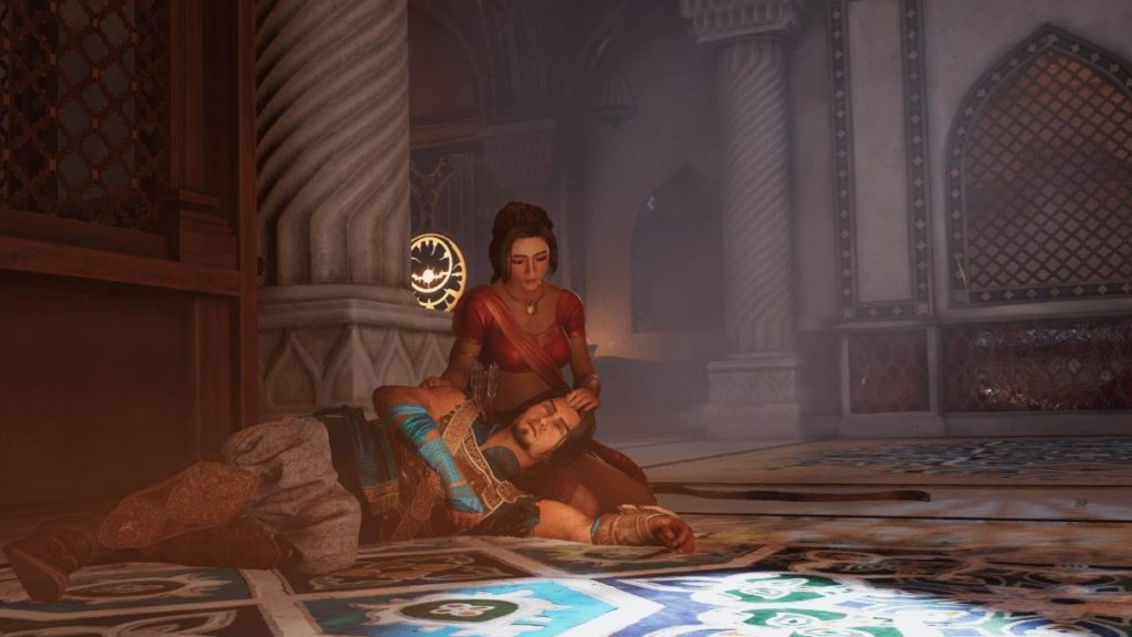 Inside Prince of Persia The Sands of Time Remake el