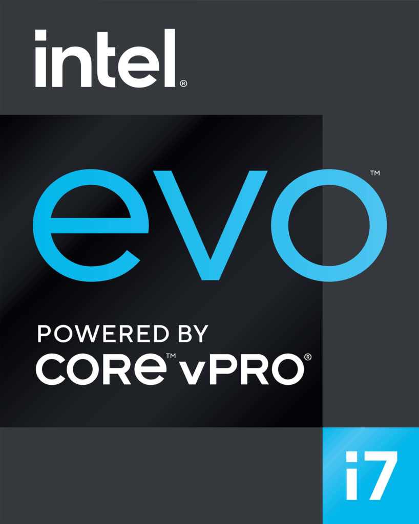 Intel Evo vPro badge1