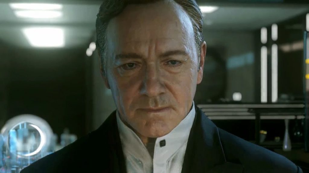 kevin spacey en call of duty