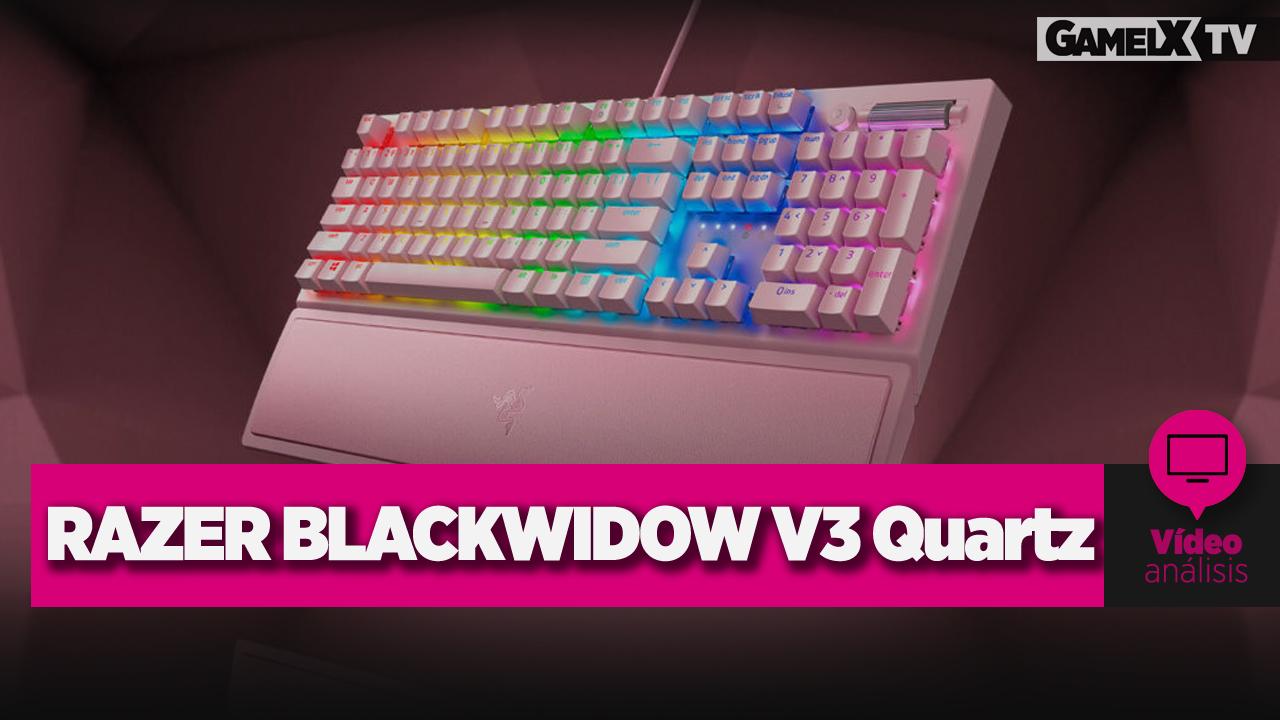 Razer Blackwidow V3 Quarz
