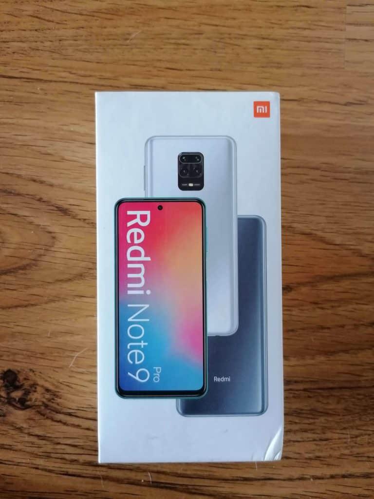 Análisis del Xiaomi Redmi Note 9 Pro