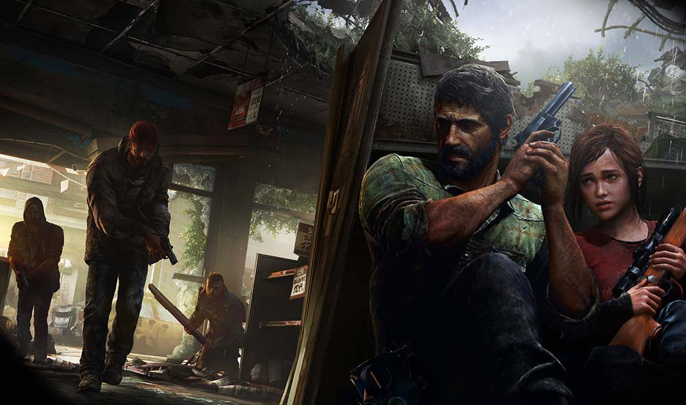 The Last of Us texto 1
