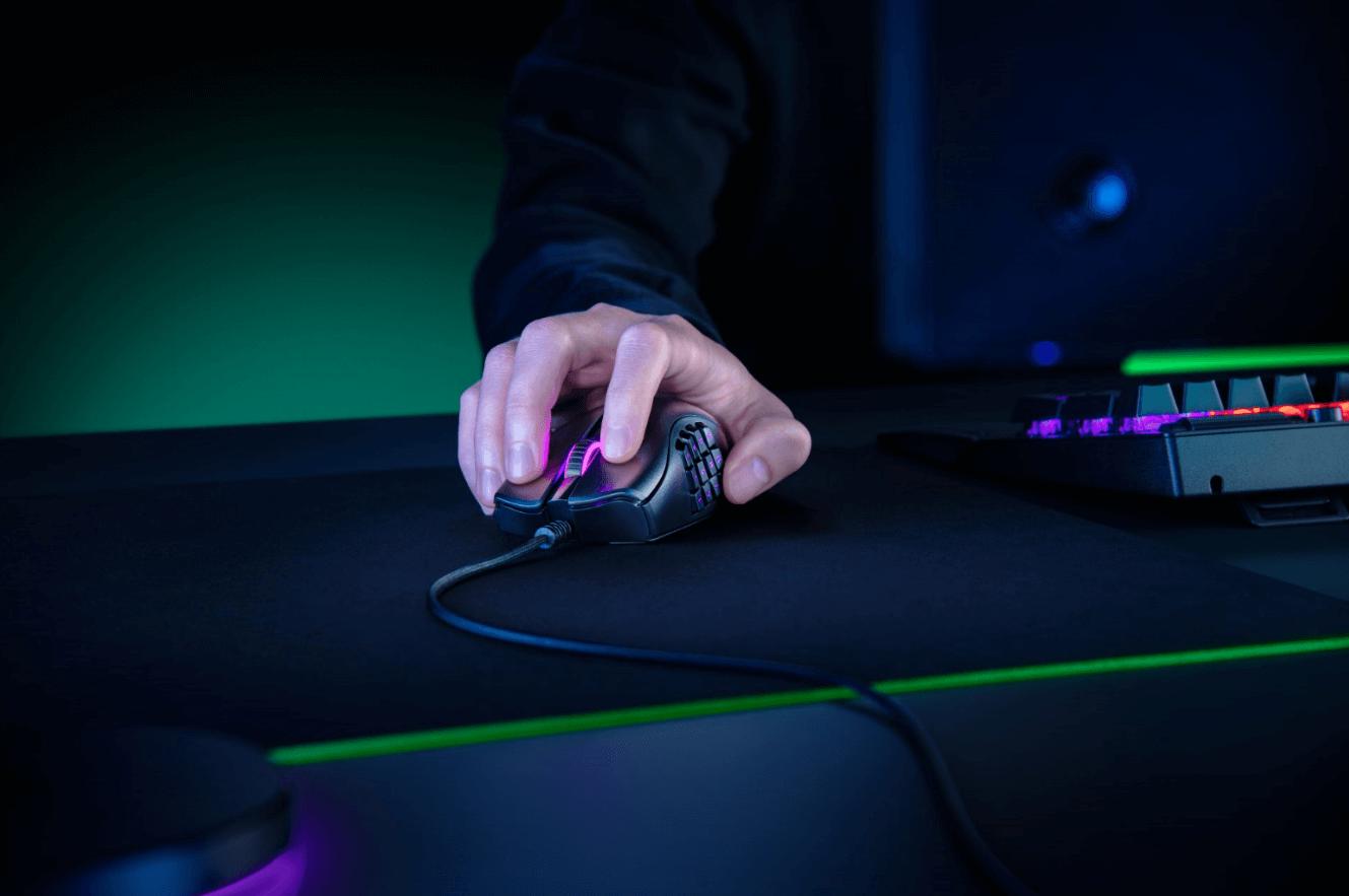 el mejor ratón para juegos MMO