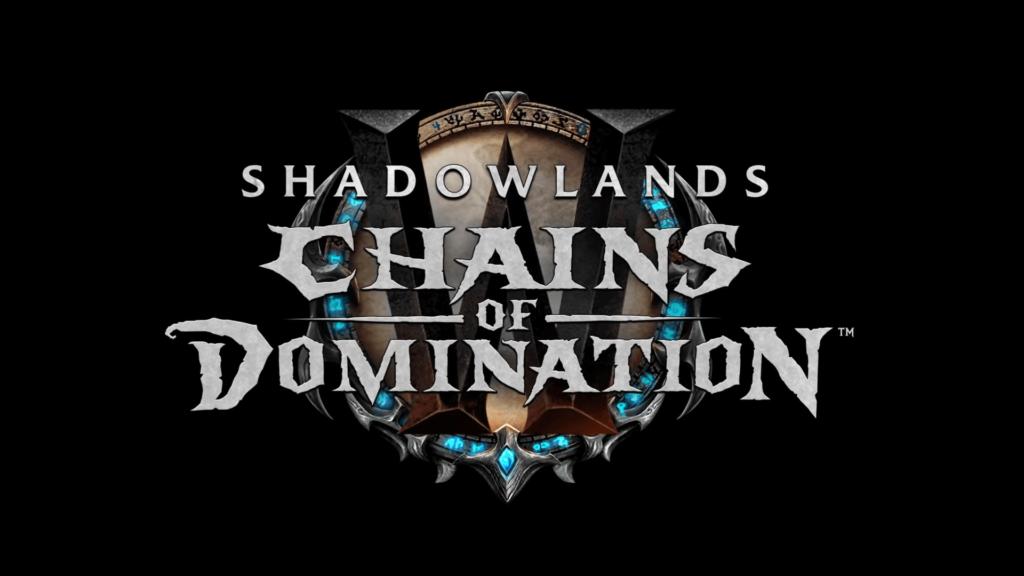 world of warcraft shadowlands cadenas de la dominación
