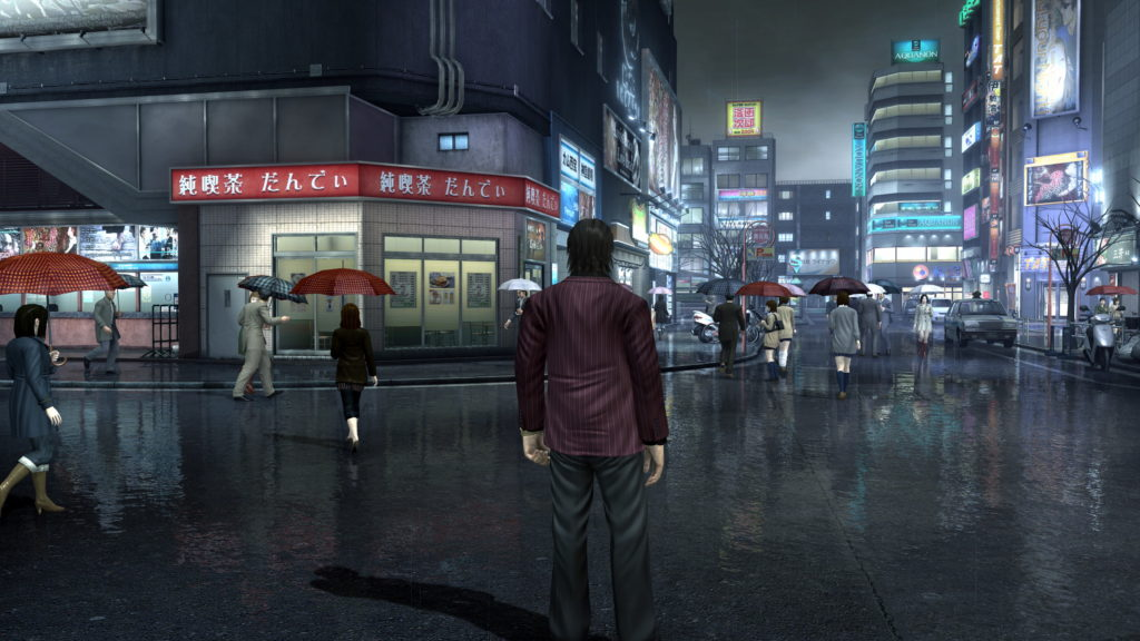 yakuza remastered impressions y4 options 3 feature